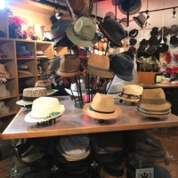 7265f8bc47e6e ... Photo taken at The Village Hat Shop by Geo s. on 7 3  ...