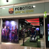 ... Photo taken at FC Barcelona Official Store by Ryuta K. on 3 12  ... f540a3bd549