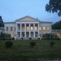 Das Foto wurde bei Музей-заповедник «Горки Ленинские» von Alina P. am 5/18/2013 aufgenommen