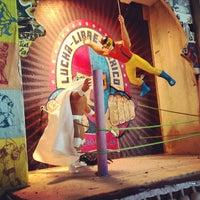 Foto tirada no(a) Tacos A Go-Go por Mega M. em 11/25/2012
