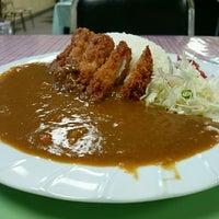 Das Foto wurde bei 岩見沢市役所食堂 和 von YUKI ★. am 7/24/2014 aufgenommen
