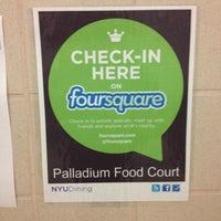 NYU Palladium Food Court - College Cafeteria in New York