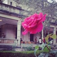 Снимок сделан в Casa das Rosas пользователем Andrea P. 7/20/2013