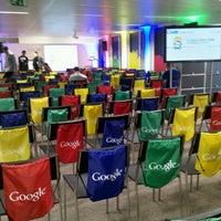 Photo prise au Google Brussels par Sébastien R. le11/27/2012