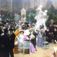 Photo prise au Musée des Beaux-Arts par Guillaume L. le5/11/2013
