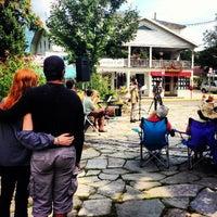 Village Green Woodstock NY - 4 tips