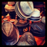 7605e8fa5c7d0 ... Photo taken at Goorin Bros. Hat Shop - French Quarter by David T. on ...
