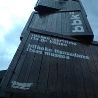 Foto tomada en Museo Marítimo Ría de Bilbao por Idel A. el 3/11/2013