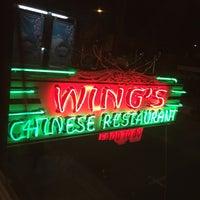 Foto diambil di Wing's Chinese Restaurant oleh Mike B. pada 12/25/2016