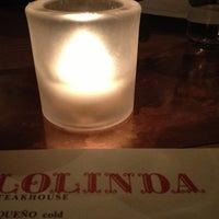 Foto tomada en Lolinda por Jorge P. el 3/9/2013