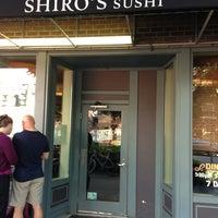 7/6/2013 tarihinde Lauren S.ziyaretçi tarafından Shiro's'de çekilen fotoğraf