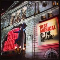 Photo prise au Victoria Palace Theatre par Sérgio G. le1/11/2013