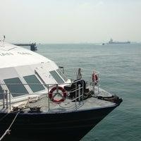 Foto diambil di Pulau Bukom Ferry Jetty oleh Mary A. pada 6/18/2013