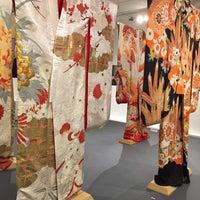 8/10/2017 tarihinde Kaori F.ziyaretçi tarafından Textile Museum of Canada'de çekilen fotoğraf