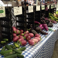 Снимок сделан в Rockefeller Center Farmers Market пользователем JBM 8/9/2013