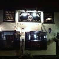 Photo prise au The Hinds Head par Dan H. le3/11/2013