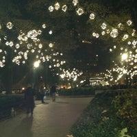 Das Foto wurde bei Rittenhouse Square von John C. am 11/28/2012 aufgenommen