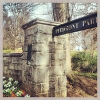 รูปภาพถ่ายที่ Piedmont Park โดย Stacy F. เมื่อ 1/21/2013