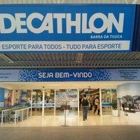Foto tirada no(a) Decathlon por Rogerio Z. em 11/30/2012