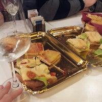 Снимок сделан в Elite Cafe' пользователем Elisabetta G. 1/11/2014