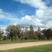 Das Foto wurde bei Memorial Park 3 Mile Trail von Tiffany O. am 12/3/2012 aufgenommen