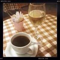 Das Foto wurde bei Tag Cafe & Bistro Istanbul von Silvija am 10/13/2012 aufgenommen