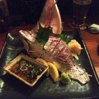 Foto tomada en Blue Ribbon Sushi por Paul J. el 12/1/2012