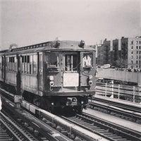4/1/2013に🔌Malectro 7.がMTA Subway - 161st St/Yankee Stadium (4/B/D)で撮った写真