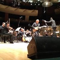 Снимок сделан в Boettcher Concert Hall пользователем Scott T. 2/29/2012