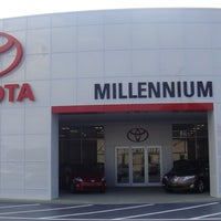 Millennium Toyota Auto Dealership Hempstead