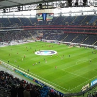 Photo prise au Commerzbank-Arena par Igor P. le2/9/2013