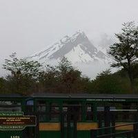 Foto tomada en Estación del Fin del Mundo [Tren del Fin del Mundo] por Marian V. el 10/20/2012