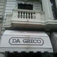 10/20/2012에 Enrique G.님이 Da Greco에서 찍은 사진