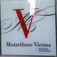 Das Foto wurde bei Mozarthaus von Özge Ş. am 7/10/2013 aufgenommen