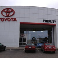 Photo Taken At Priority Toyota Richmond By Gregory G On 12 17 2017