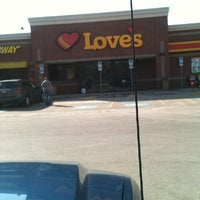 Loves travel stop springfield ohio