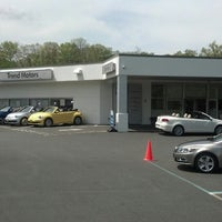 ... Photo taken at Trend Motors Volkswagen by Adam R. on 5/10/2013 ...