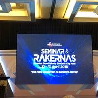 Photo prise au Sheraton Grand Jakarta Gandaria City Hotel par Machruzar m. le4/12/2018