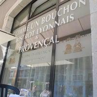 8/13/2013 tarihinde Alix H.ziyaretçi tarafından Comme un Bouchon'de çekilen fotoğraf