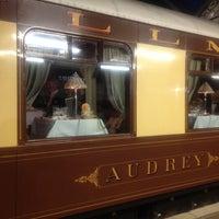 Foto tirada no(a) Venice Simplon-Orient-Express por Teresa C. em 3/13/2014
