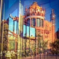 Das Foto wurde bei Sant Pau Recinte Modernista von Josep Antoni V. am 7/7/2014 aufgenommen