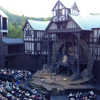 Das Foto wurde bei Oregon Shakespeare Festival von Joel G. am 6/23/2013 aufgenommen