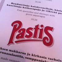 Photo prise au Ravintola Pastis par Ismo S. le7/24/2013