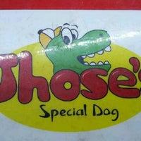 Foto tirada no(a) Jhose's Special Dog por Rafael M. em 12/9/2012
