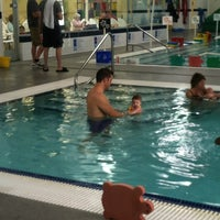 Photo taken at Hubbard Family Swim School by Andria W. on 3/12/2013