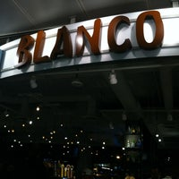 Photo taken at Blanco Tacos and Tequila by Fatima Al Slail on 10/11/2012