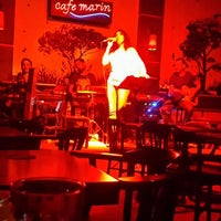 Foto diambil di Cafe Marin oleh Fikret K. pada 9/11/2013