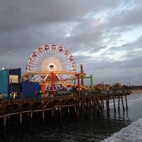 Foto tomada en Santa Monica State Beach por Vinicius L. el 2/11/2013