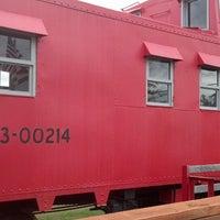 Снимок сделан в Laplata Train пользователем Shirley F. 9/27/2013