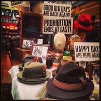f5034372d0bf2 Hat Shop  Photo taken at Goorin Bros. Hat Shop - Gaslamp by Wayland L. on 12  ...